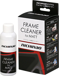 frame cleaner for matt